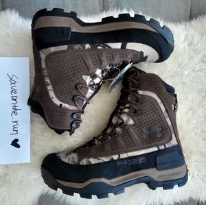 Under Armour Brow Tine 2.0 400G Hunting Boots Sz 8